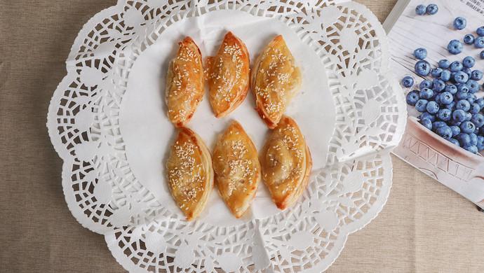 芒果酥,做法简单一学就会
