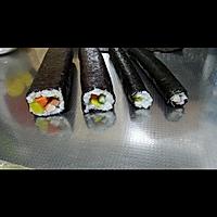 基础卷寿司(含寿司醋),反卷,握寿司,军舰寿司的做法图解14