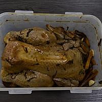 【茶香鸡】——COUSS C玩家级烤箱CO-7501出品的做法图解4