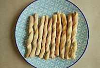 六个月辅食:母乳磨牙饼干——阿拉棒的做法