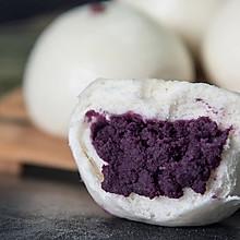 #爽口凉菜,开胃一夏!#紫薯包