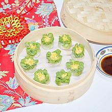 #新年开运菜,好事自然来#白菜饺子