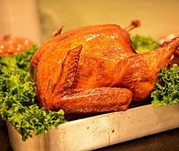 入味流汁的烤火鸡技巧大全的做法