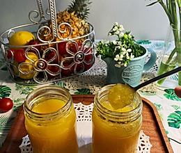 酸甜可口的菠萝酱的做法