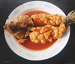 松子鳜鱼的做法