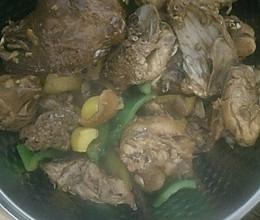 黄焖兔子肉的做法