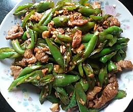 家常辣椒炒肉的做法
