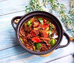 #精品菜谱挑战赛#家常菜+红烧鸭肉的做法