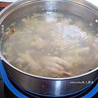 开胃零食,酱汁鸡爪的做法图解6