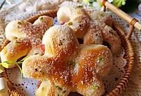 #助力高考营养餐#花式热狗面包!面包的多种造型做法!的做法