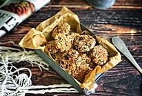 #秋天怎么吃#燕麦高纤饼干的做法
