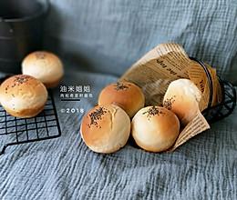 奇亚籽肉松面包的做法