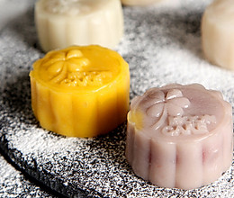 不用烤箱就冰皮月饼丨一款Fashion冰皮月饼助你刷爆朋友圈的做法