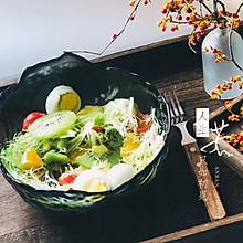 减肥健身之蔬菜水果沙拉