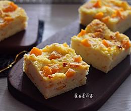 卡仕达黄桃面包的做法