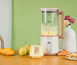 带你解锁夏日减肥法,香梨芒果奶昔好喝不长胖!的做法