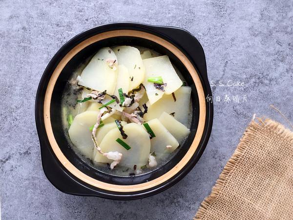 水煮土豆片的做法