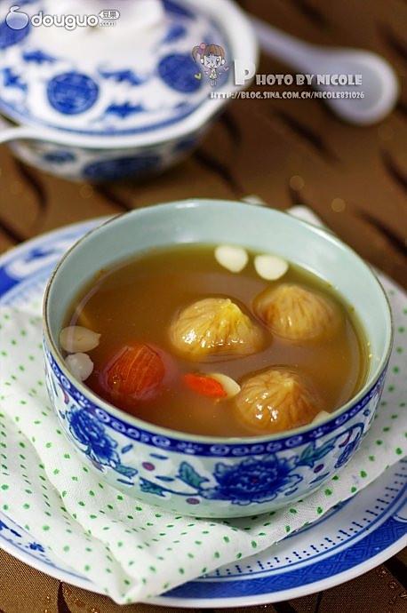 无花果瘦肉汤的做法