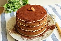 超简单提拉米苏裸蛋糕做法的做法