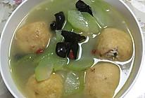 油豆腐冬瓜汤的做法