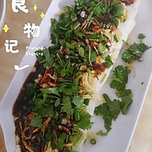 清蒸嫩豆腐