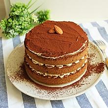 超简单提拉米苏裸蛋糕做法