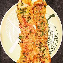 不一样的韩国泡菜煎饼