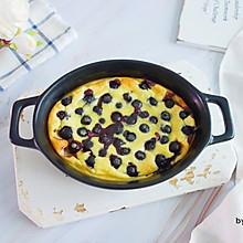#硬核菜谱制作人#蓝莓爆浆奶糕