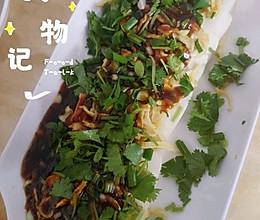 清蒸嫩豆腐的做法