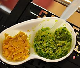 宝宝辅食系列之西兰花蛋黄泥的做法