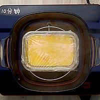 三文鱼杂蔬蒸糕的做法图解15