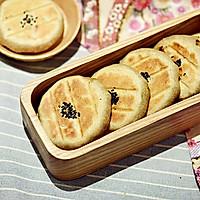 莜面素馅饼#金龙鱼外婆乡小榨菜籽油#的做法图解14