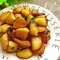 孜然土豆块#樱花味道#的做法图解10