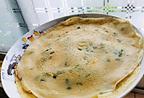 懒人早餐-香喷喷的葱油饼的做法