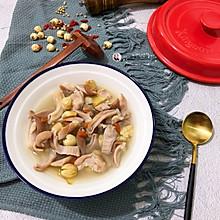 坤博砂锅莲子猪肚汤煲