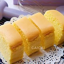 【超嫩古早蛋糕】|抖臀蛋糕|吐司盒版