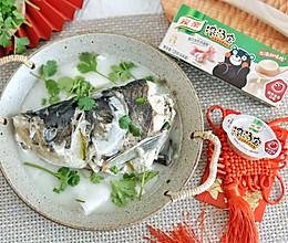 家乐年年有余鱼头锅的做法