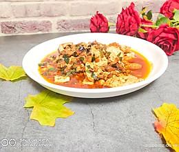 家常下饭菜红烧豆腐的做法