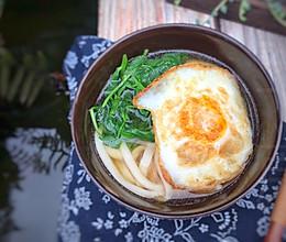 #换着花样吃早餐#长寿面(一根面)的做法