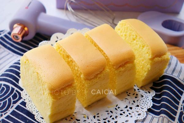 【超嫩古早蛋糕】 抖臀蛋糕 吐司盒版