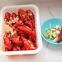 蒜香小龙虾的做法图解1