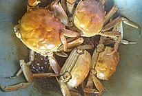 入味河蟹的做法
