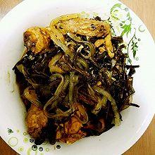小鸡炖蘑菇粉条