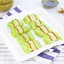 【降温一口小卷】白菜豆腐卷