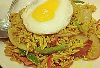印尼咖喱炒饭的做法