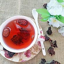 【果子木】排毒养颜 洛神花红枣枸杞茶