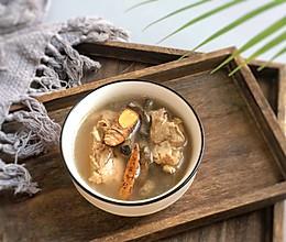 补肾益气、强筋骨祛风湿|巴戟天牛大力骨头汤的做法