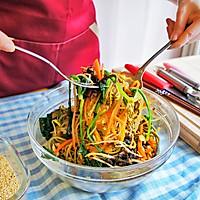 韩式拌杂菜--美味凉菜(1)的做法图解9