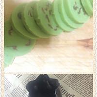 抹茶蔓越莓曲奇饼干#百吉福芝士力量#的做法图解11
