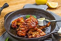 蒜香黄油鸡的做法